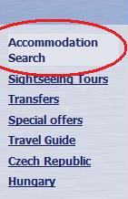 accommodation search detail